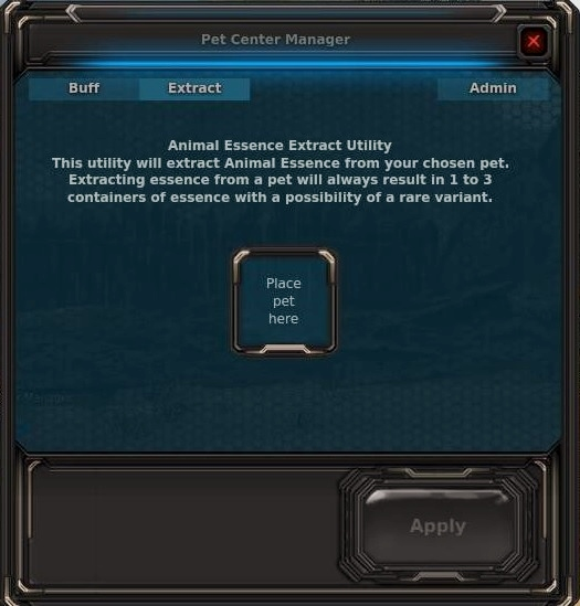 Animal Essence extract utility.jpg