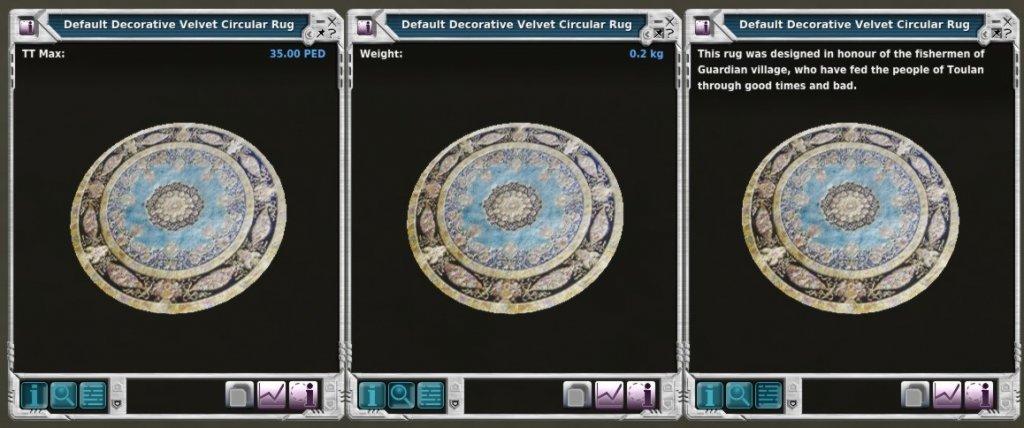 Decorative Velvet Circular Rug.jpg