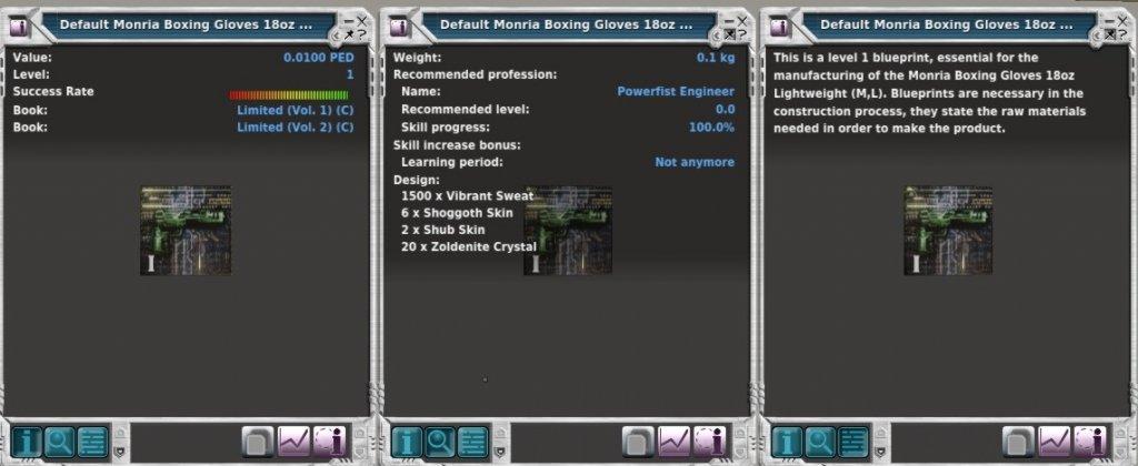 Monria Boxing Gloves 18oz Lightweight (M, L).jpg