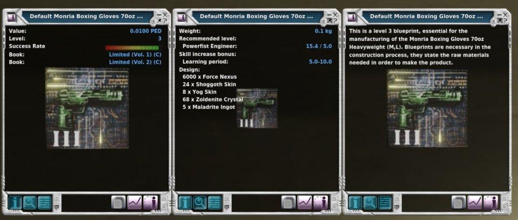 Monria Boxing Gloves 70oz Heavyweight (M,L) Blueprint (L).jpg